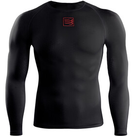 Compressport 3D Thermo UltraLight LS Shirt Unisex Black